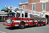 Cambridge Mass Ladder 1 - 2009 Pierce Arrow XT 105' Aerial