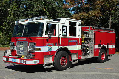 Leominster Mass Engine 2 - 2013 Pierce Arrow XT 1500/675