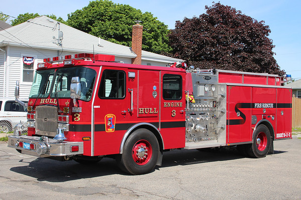 Hull Mass Engine 3 - 2012 E-One Typhoon 1250/750