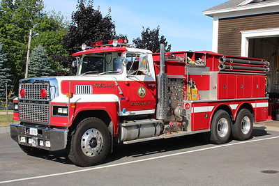 Wells Maine Engine 5 - 1983 Ford L-8000 / Farrar 1000/2500