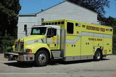 Biddeford Maine Rescue 12 - 2003 Kenworth / Rescue 1