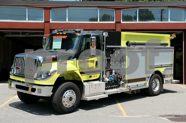 Bucksport Engine 3